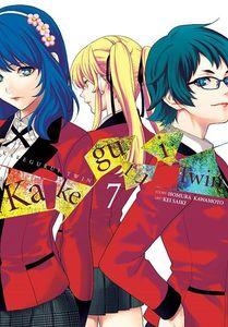 [Kakegurui Twin: Volume 7 (Product Image)]
