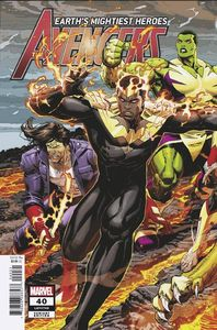 [Avengers #40 (Weaver Connecting Variant) (Product Image)]