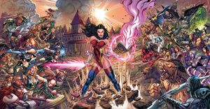 [Grimm Fairy Tales #50 (Cover A Vitorino) (Product Image)]