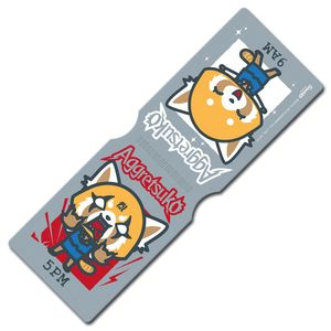 [Aggretsuko: Travel Pass Holder: Another Day At The Office (Product Image)]