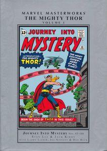 [Marvel Masterworks: Mighty Thor: Volume 1 (Hardcover New Printing) (Product Image)]