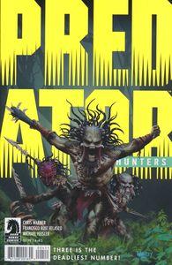 [Predator: Hunters #4 (Product Image)]