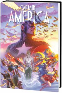 [Captain America: 75th Anniversary Vibranium Collection (Hardcover) (Product Image)]