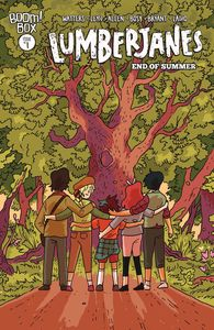 [Lumberjanes: End Of Summer #1 (Cover C Walden) (Product Image)]