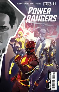 [Power Rangers #11 (Cover A Parel) (Product Image)]