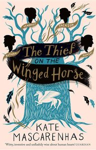 [The Thief On The Winged Horse (Hardcover) (Product Image)]