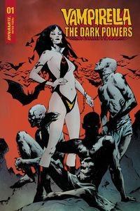 [Vampirella: Dark Powers #1 (Lee Vampi Demons Alt Colour Variant) (Product Image)]