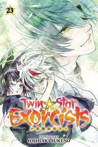 [Twin Star Exorcists: Volume 23 (Product Image)]