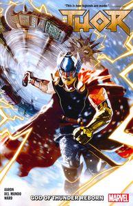 [Thor: Volume 1: God Of Thunder Reborn (Product Image)]