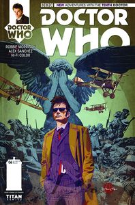 [Doctor Who: 10th #6 (Product Image)]