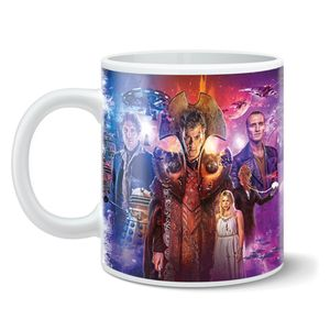 [Doctor Who: Time Lord Victorious Mug: Iconic (Product Image)]