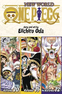 [One Piece: 3-In-1 Edition: Volume 24 (Product Image)]