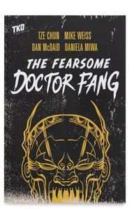 [The Fearsome Doctor Fang (Product Image)]