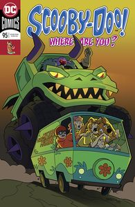 [Scooby Doo: Where Are You #95 (Product Image)]
