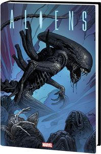 [Aliens: Omnibus: Volume 1 (Land Cover Hardcover) (Product Image)]