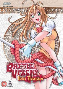 [Battle Vixens: Ikki Tousen Collection (Product Image)]