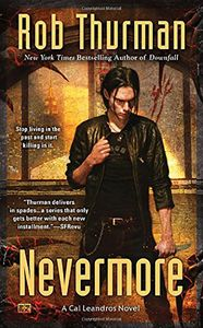 [Cal Leandros: Book 10: Nevermore (Product Image)]
