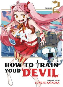 [How To Train Your Devil: Volume 2 (Product Image)]