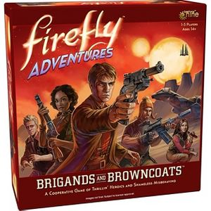 [Firefly Adventures: Brigands & Browncoats (Product Image)]