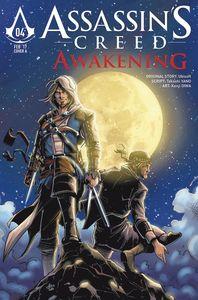 [Assassins Creed: Awakening #5 (Cover C Birdi) (Product Image)]