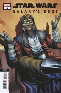 [Star Wars: Galaxys Edge #3 (Of 5) (2nd Printing Sliney Variant) (Product Image)]