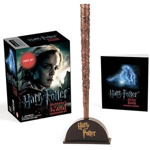 [Harry Potter: Hermione's Wand & Sticker Kit (Product Image)]