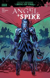 [Angel & Spike #9 (Scharf Variant) (Product Image)]
