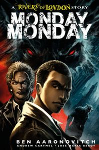 [Monday Monday: Rivers Of London #2 (Cover B Glass) (Product Image)]