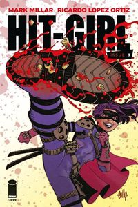 [Hit-Girl #3 (Cover C Hamner) (Product Image)]