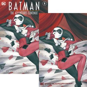 [Batman: The Adventures Continue #1 (Peach Momoko Variant Set) (Product Image)]