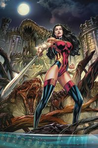 [Grimm Fairy Tales #33 (Cover A Vitorino) (Product Image)]