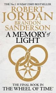 [Wheel Of Time: Book 14: A Memory Of Light (Product Image)]