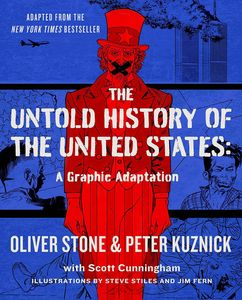 [The Untold History of the United States (Graphic Adaptation) (Product Image)]