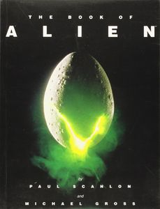 [The Book of Alien (Product Image)]