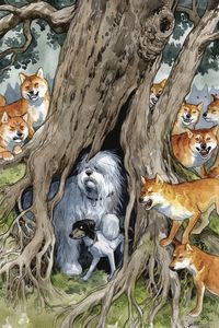 [Beasts Of Burden: Occupied Territory #2 (Cover B Thompson) (Product Image)]