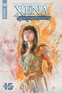 [Xena: Warrior Princess #2 (Cover A Mack) (Product Image)]