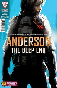 [Anderson: The Deep End: One Shot (Jock PX Exclusive Variant) (Product Image)]
