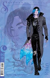 [Dreaming: Waking Hours #1 (Nick Robles Ruin Card Stock Variant) (Product Image)]