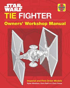 [Star Wars: Haynes TIE Fighter Owner's Workshop Manual (Product Image)]
