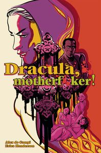 [Dracula: Motherf**Ker (Hardcover) (Product Image)]