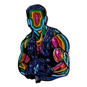 [Predator: Limited Edition Pin Badge (Product Image)]