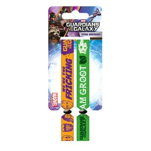 [Guardians Of The Galaxy: Festival Wristbands (Product Image)]