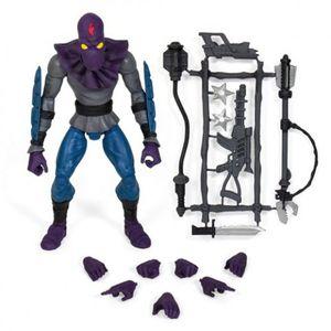 [Teenage Mutant Ninja Turtles: Ultimates Action Figure: Foot Soldier (Product Image)]
