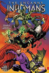 [Uncanny Inhumans: Volume 2 (Hardcover) (Product Image)]