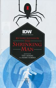 [Shrinking Man #1 (Product Image)]