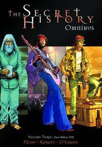 [The Secret History Omnibus: Volume 3 (Hardcover) (Product Image)]