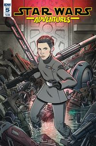 [Star Wars Adventures #5 (Cover A Jones) (Product Image)]