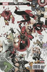 [Spider-Man/Deadpool #30 (Legacy) (Product Image)]