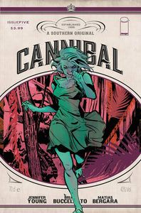 [Cannibal #5 (Product Image)]