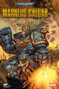 [Warhammer 40K: Marneus Calgar #4 (Luke Ross Variant) (Product Image)]